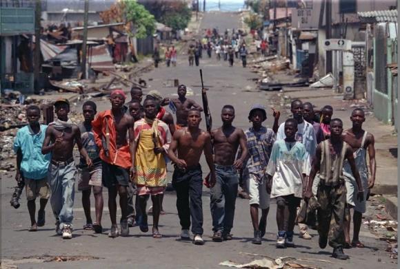 Назад, в Африку! Как бывшие рабы сами стали рабовладельцами