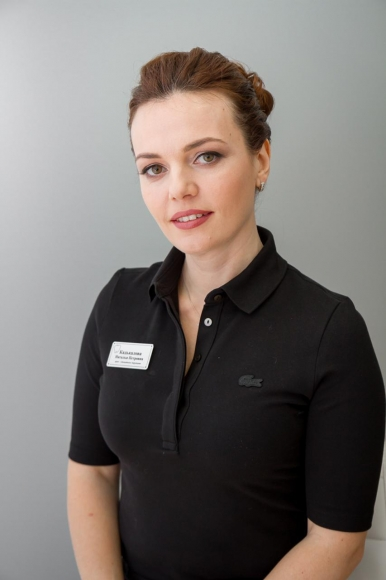 Стоматолог Наталия Кадькалова
