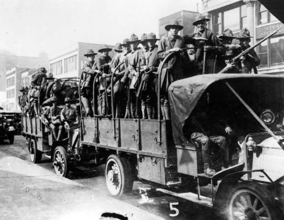 Расовый бунт в Чикаго: причины и последствия
