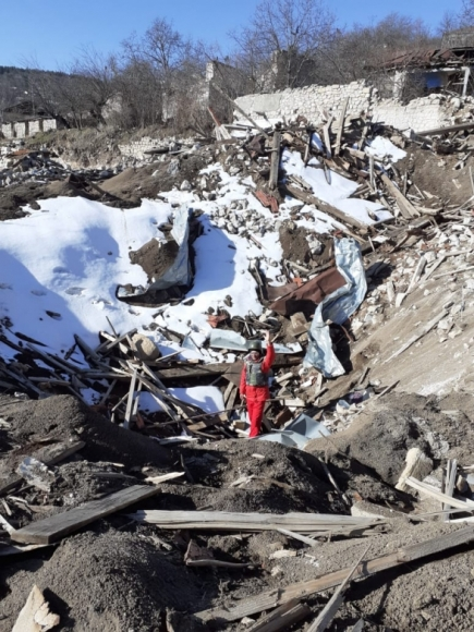 Азербайджан заявляет: Армения применила «Искандеры» для уничтожения города Шуши