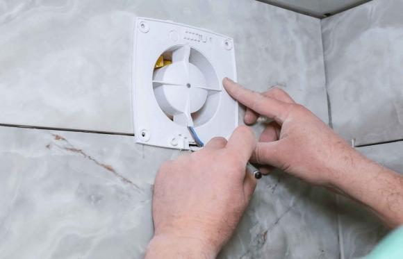 Применение вытяжных вентиляторов