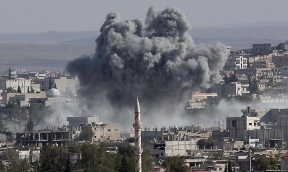 США наделали много шума в Сирии с минимальным результатом, но эта игра оружием настораживает