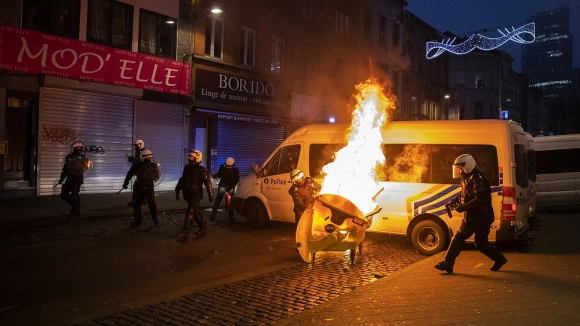 В Бельгии в этом году едва не возник новый «Джордж Флойд»