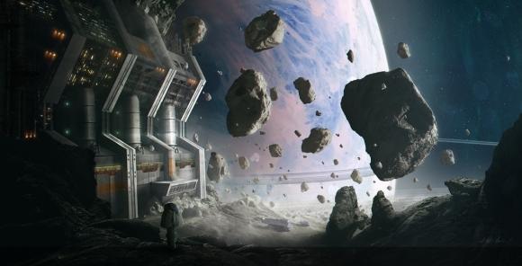 Церера была столицей первой людской империи во вселенной «Дюны»