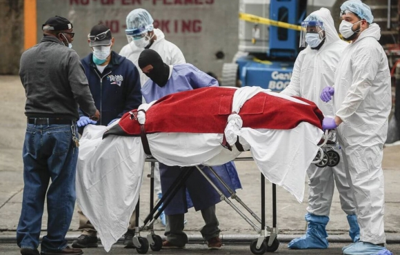 США продолжается борьба с коронавирусом