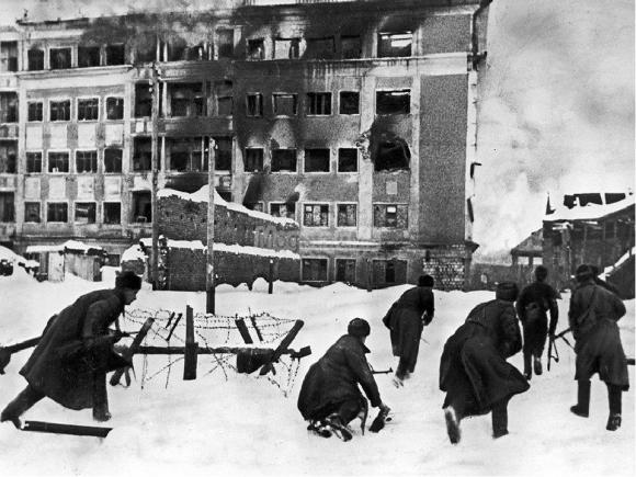 25 января произошло множество знаменательных событий военной истории России