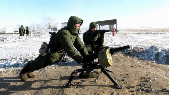 На полигонах ВВО от Бурятии до Сахалина и Курил идут масштабные учения и боевые стрельбы
