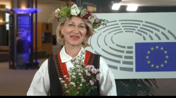 В Латвии отмечают Янов день