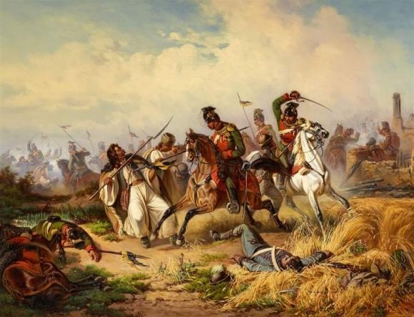 В 1849 году русские спасли Франца Иосифа Австрийского, за что получили потом «удар в спину»