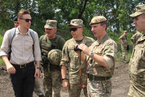 Почему Лондон проявил интерес к охране и обороне границ Украины