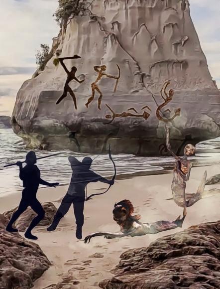 Могут ли русалки существовать в реальности и даже быть родственниками человека?
