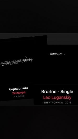 Музыкант из США показал обложки своего альбома и Земфиры. Очень похожи