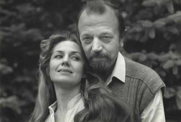 С легендой советского кинематографа Анатолием Ромашиным