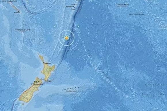 Новая «порция» землетрясений на планете