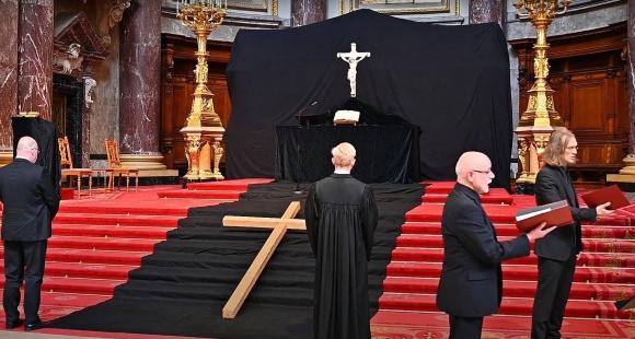Фото: Татьяна Тимука; На фото: Берлинский кафедральный собор
