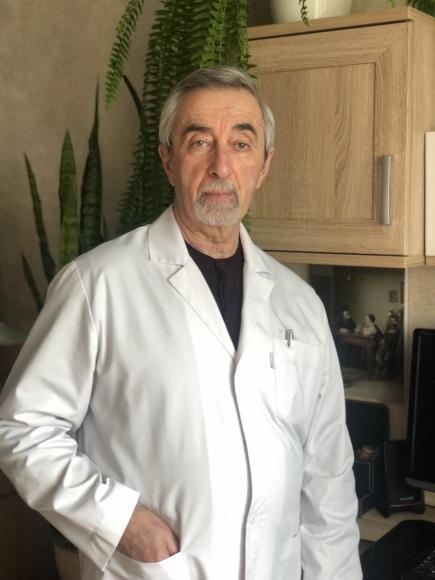 Владимир Мирский - доктор медицинских наук, профессор, хирург-андролог