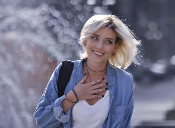 Актриса Елена Полянская: «Карьера не мешает женщине быть прекрасной хозяйкой»
