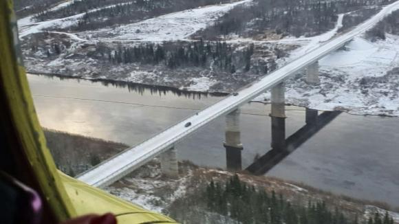 В городе Усинск Республики Коми введен режим ЧС из-за попадания нефти в реку Колва