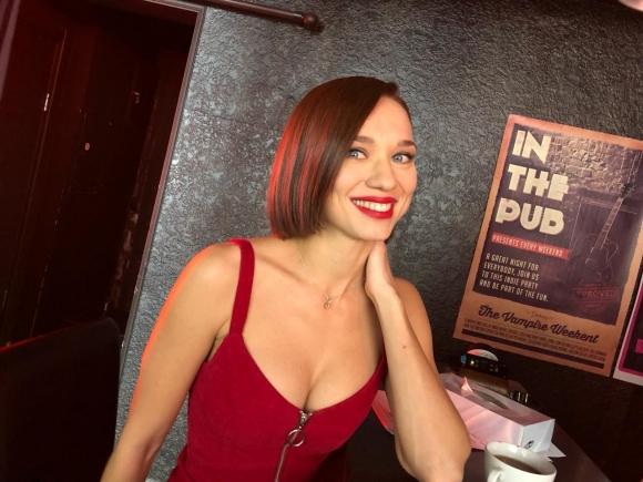 Актриса Ксения Теплова: «В актёрских семьях есть соревновательный момент»