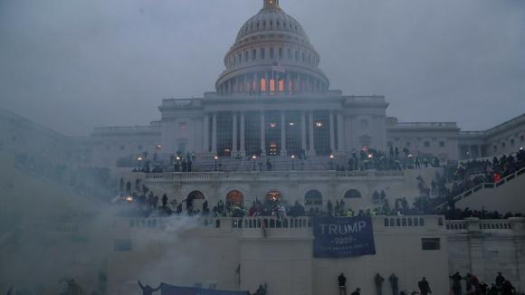 """""""Декларация о поражении"""" – это унижение Трампа или  самозащита в критике парламентской оккупации"""