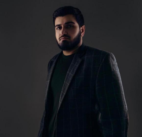 Шамиль Джафаров, более известный как Jaffa, певец и музыкант