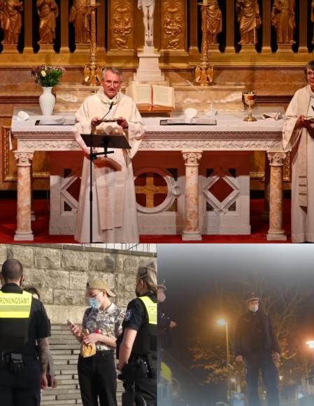 Воскресение Христово: Европа празднует католическую Пасху