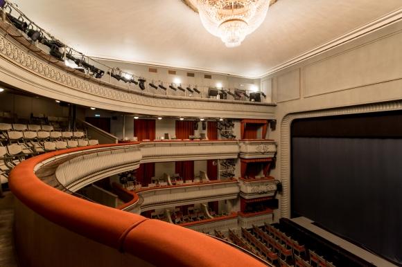 В Театре Наций открыли новый сезон и вручение первую Премию Корша