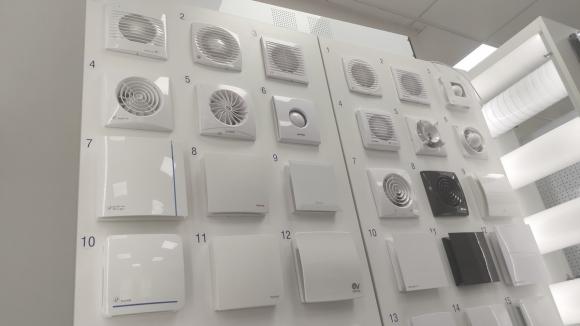 Особенности вытяжных вентиляторов