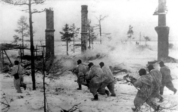 В этот день в 1943 году была прорвана блокада Ленинграда