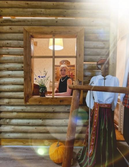 Политик Жанна Кулакова, личный архив