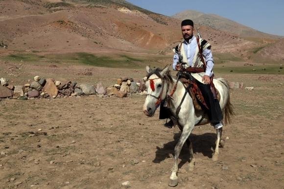 Тропой пастуха. Бахтияры, Иран. Фото: личный архив