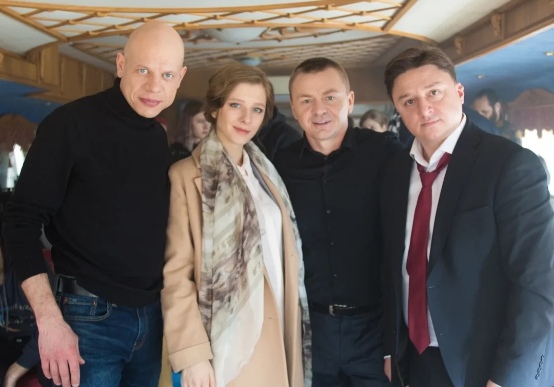 Актриса Елизавета Арзамасова: «Хочу счастливого ребёнка»