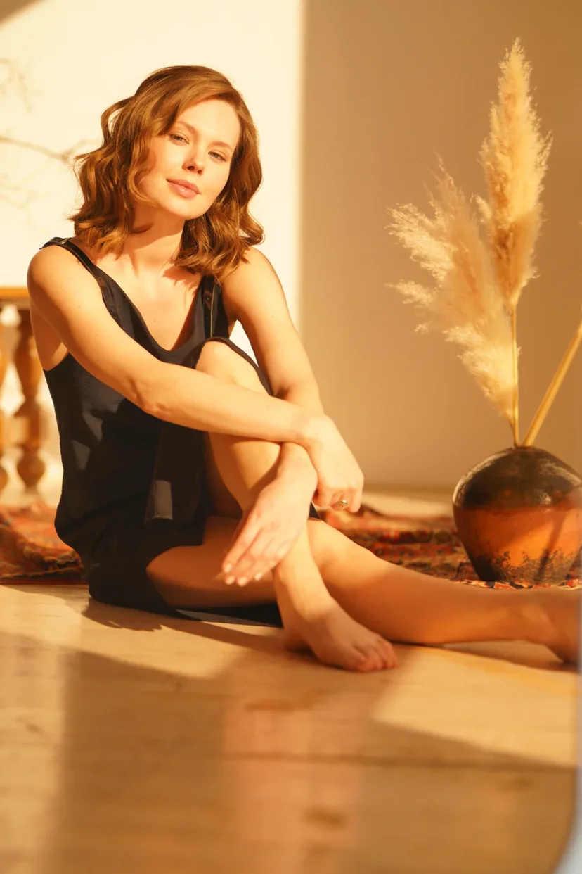 Актриса Анастасия Кузнецова: «Нужно каждый день смотреть на что-то красивое»