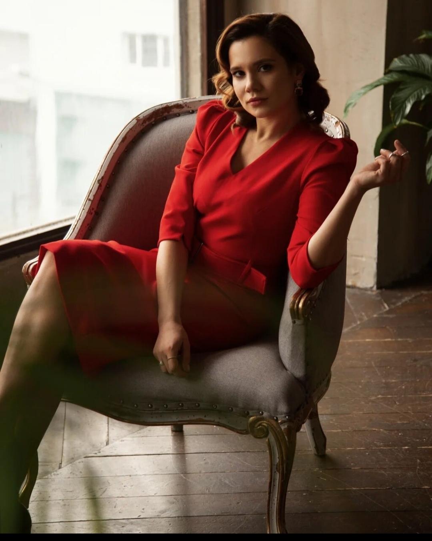 Актриса Галина Безрук: Сериал «Слуга народа» не был планом хождения в Президенты