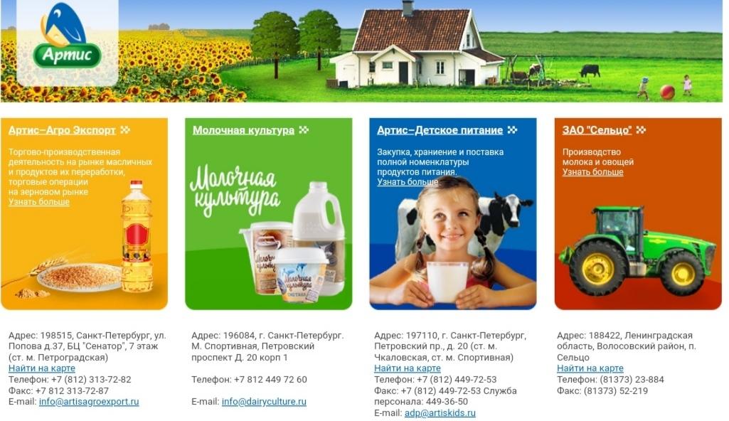 Грязные секреты производства молока на ферме «Артис»